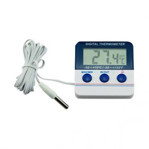 In-Outdoor Alarm Thermometer AMTAST AMT227A