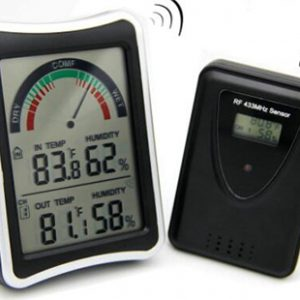Wireless Thermo-Hygrometer AMTAST AMT229