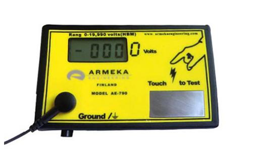 Static Check Meter AMTAST AE790