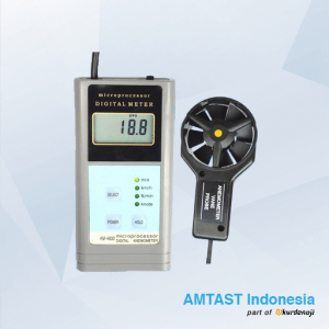 Alat Ukur Kecepatan Angin Digital AMTAST AM4832