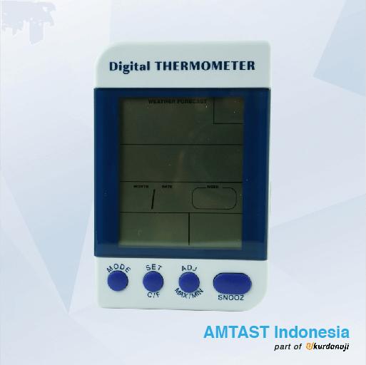 Termometer Pemantau Cuaca Digital AMTAST AMT-110
