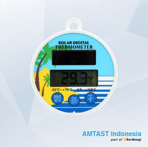 Termometer Solar Digital AMTAST AMT-117