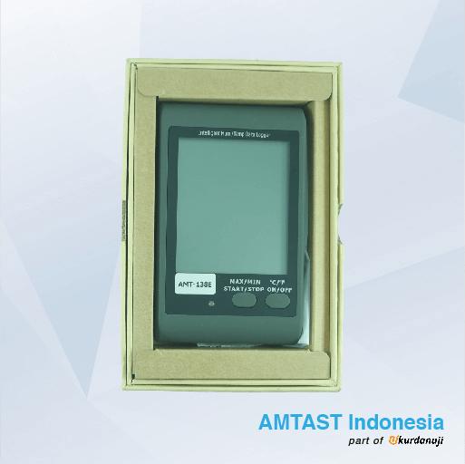 Alat Pemantau Suhu dan Kelembaban AMTAST AMT-138E