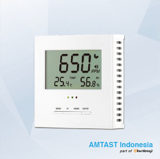 Alat Pendeteksi Gas CO2 AMTAST AMT72