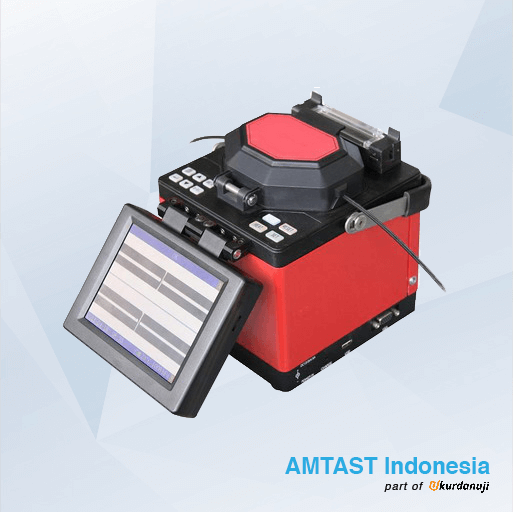 Fusion Splicer Fiber Optic AMTAST AOP50