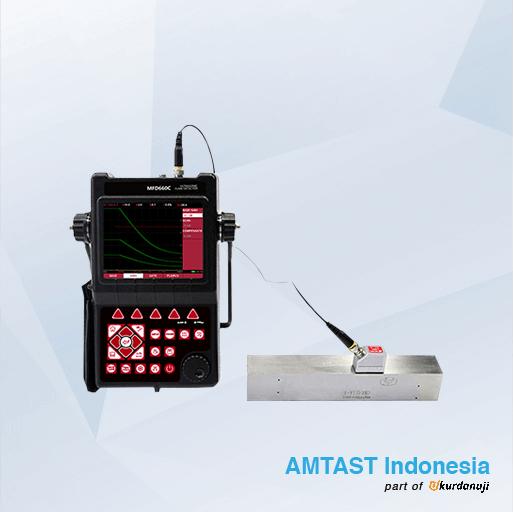 Alat Flaw Detektor AMTAST MFD660C