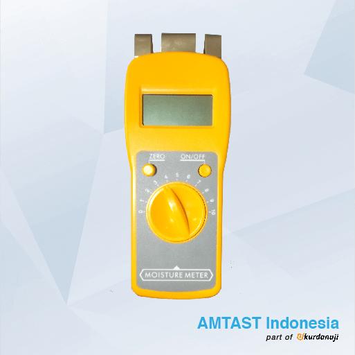 Alat Ukur Kadar Air Kertas AMTAST MCT-3