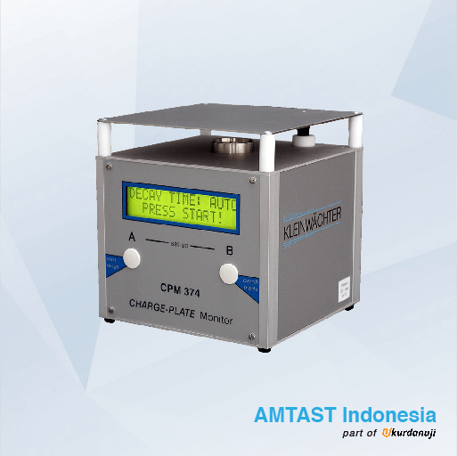 Charge Plate Monitor AMTAST CPM-374