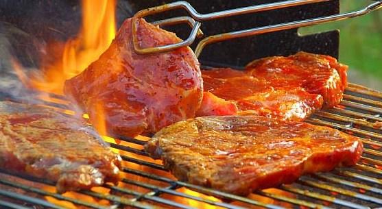 Cara Memanggang Daging Sapi