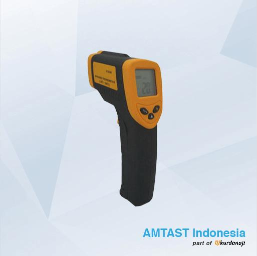 Termometer Inframerah AMTAST DT-8530