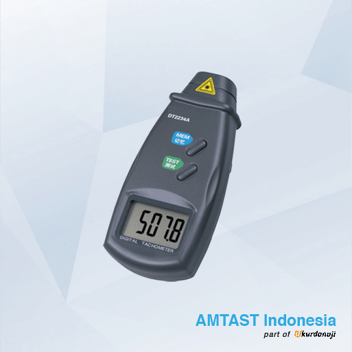 Alat Ukur Tachometer AMTAST DT2234A