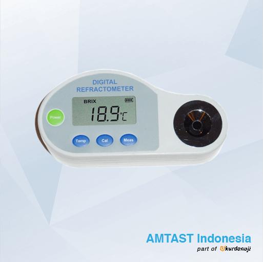 Alat Ukur Refraktometer Digital AMTAST DUR3