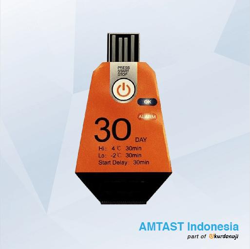 Disposal USB Temperature Data Logger AMTAST RC-12