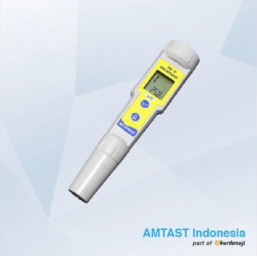 Alat Ukur pH Meter Tahan Air AMTAST KL035