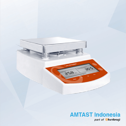 Hot Plate Magnetic Stirrer AMTAST MS-300