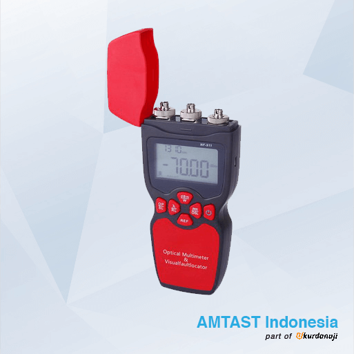 Optical Power Meter AMTAST NF911