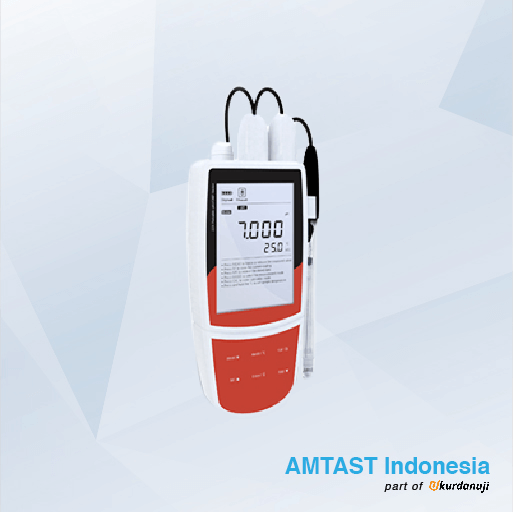 Alat Ukur pH/mV/Suhu AMTAST PH-221