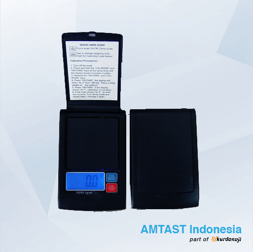 Timbangan Pocket Digital AMTAST PS500