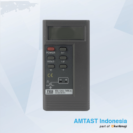 Termometer Digital Tipe-K AMTAST TES-1310