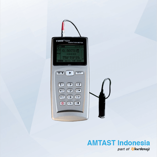 Vibration Meter AMTAST TIME7231