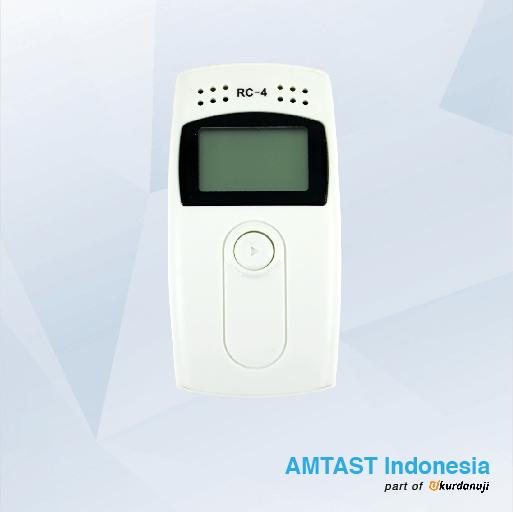 Temperature Data Logger AMTAST RC-4