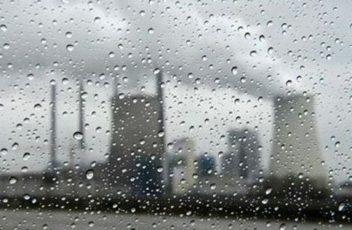 Terjadinya Hujan Asam