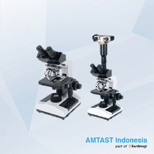 Mikroskop Biologi AMTAST XSZ-N107 serials
