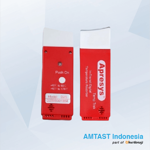 Alat Pengukur dan Perekam Suhu AMTAST D99