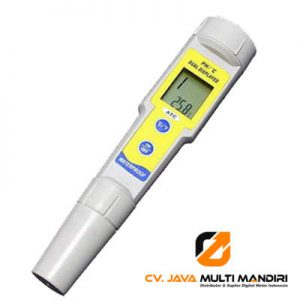 pH Meter Tahan Air AMTAST KL-035