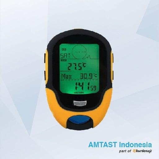 Barometrik Digital Multifungsi AMTAST AMC-107