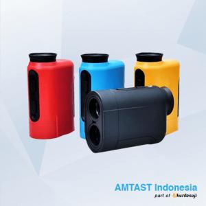 Alat Ukur Jarak Laser Rangefinder AMTAST LF011