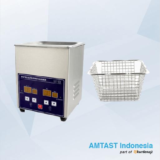 Pembersih Ultrasonik AMTAST PS-08A