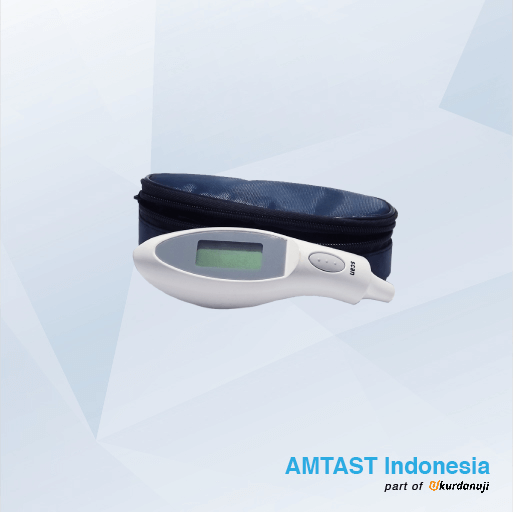 Termometer Inframerah Telinga AMTAST ET-100B